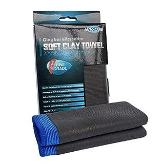 Autocare Auto Reinigungstuch Mikrofasertuch mit Ton Clay Towel für Waschen Putzen