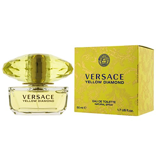 Versace Yellow Diamond Eau De Toilette 50 ml (woman)