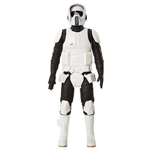 Preisvergleich Produktbild Star Wars Figur 50 cm Scout Trooper