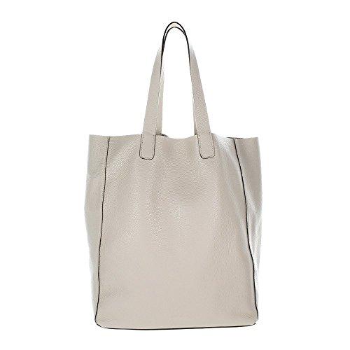 Preisvergleich Produktbild Abro Adria Shopper beige 33cm