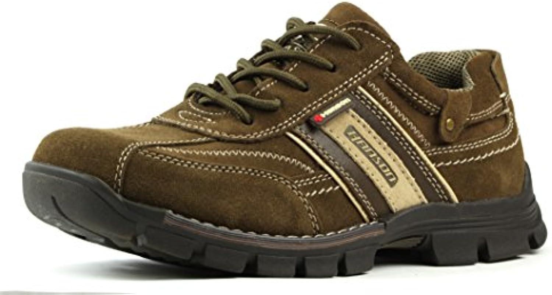 Hanson 5968 4 Herren Schnür halb Schuhe (EU 41 46)