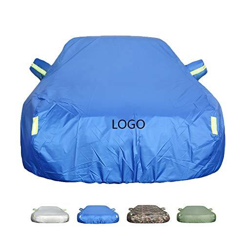 YXMY Autoabdeckung Autoabdeckung, kompatibel mit Chevrolet Aveo, Allwetterschutz, Autolackschutz, Upgrade-Stil aus mercerisiertem Samt Autoplanen (Color : A)