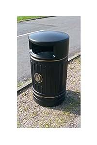 Ryde 120 Liter traditionellen Rund Abfallbehälter