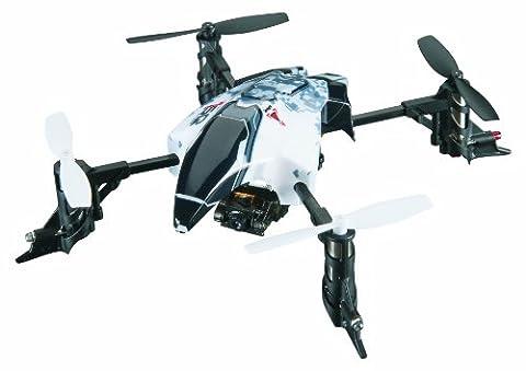 Heli Max - Hmxe0836 - Avion Radiocommandé - Quadrocoptère 1sq V-cam
