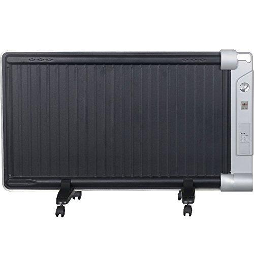 Syntrox  GH-2400W Hybridheizer Wärmewelle und Ölradiator in einem Infrarot Heizgerät / 2400 Watt