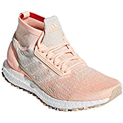 Adidas Ultraboost All Terrain W, Zapatillas de Running para Mujer, Arancione Clear Orange/Off Raw White, 40 2/3 EU