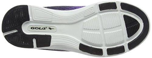 Gola Vallis, Chaussures de Running Entrainement Femme Violet (Purple/Black)