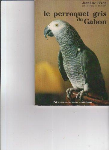 Le perroquet gris du gabon                                                                    070996 par Peron