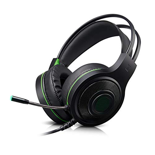 Mzq-yq Spiele-Headset mit Huhn Computerspiele Desktop-Internet für League of Legends Jedi-Überleben World of Warcraft Call of Duty Storm-Held (Farbe : 3.5MM Version)
