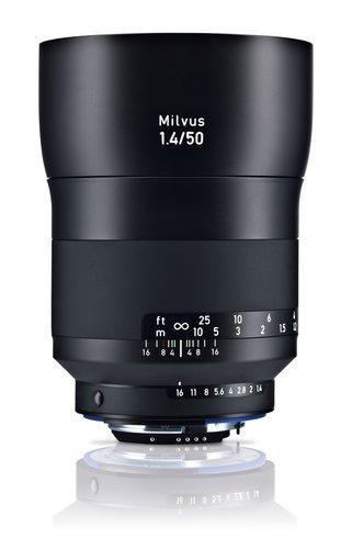 ZEISS Milvus 1.4/50 für Nikon DSLR Kameras (F-Mount)