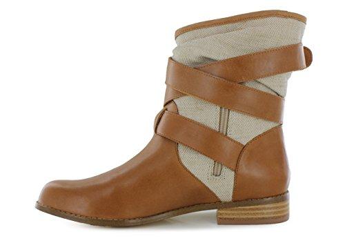 Officiel Camel Boots Mellow Bottines Femme Natalya Yellow Fiable rdstQhC