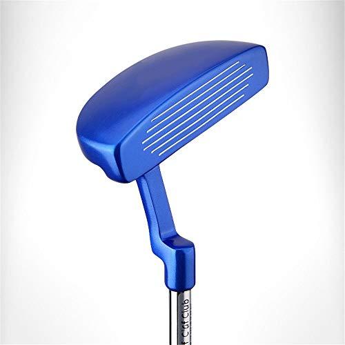 Ybwen wedge da golf mazze da golf principianti di golf per bambini golf indoor e outdoor club di pratica set per ragazzi e ragazze 3-12 anni, golf putter 27 '' set di mazze da golf