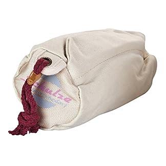 Pet Food Bag Futterbeutel mit Klettverschluss und Reissverschluss für Apportiertraining, Größe L = 20 x 9 cm 41Nw2YChuTL