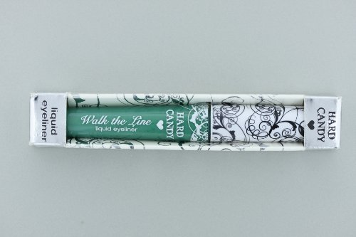 Hard Candy WALK THE LINE Liquid Eyeliner, Color #071 LUCKY by Hard Candy (Candy Hard Eyeliner)