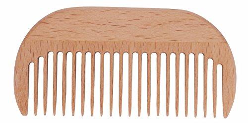Petit, peigne poche 10 cm – en bois de hêtre