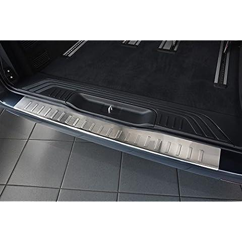 Placas de umbra, Tiras parrilla cromada de acero inoxidablel & protección de parachoques para Mercedes V-Klasse / Vito W447 año 2014-