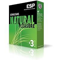 ESP Natural 3 natürliche Kondome für Veganer preisvergleich bei billige-tabletten.eu