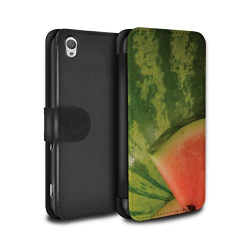 stuff4-pu-leather-wallet-flip-case-cover-for-sony-xperia-xa-watermelon-design-juicy-fruit-collection