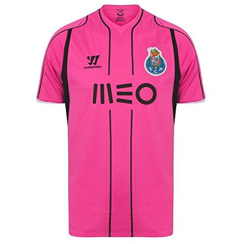 2014-2015 FC Porto Third Football Shirt (Pink In Bekleidung Warriors)