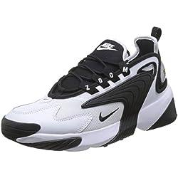 Nike Zoom 2k, Chaussures de course Homme - Blanc (White/Black 101) - 43 EU
