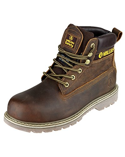 Amblers Safety FS164 Sicherheitsstiefel Brown