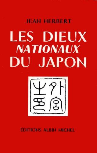Les Dieux nationaux du Japon (Spiritualité) par Jean Herbert