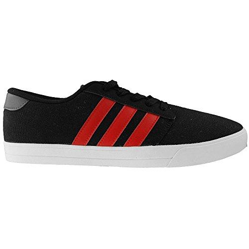 adidas Vs Skate, Chaussures de Sport Homme, Bleu Blanc-Noir-Rouge
