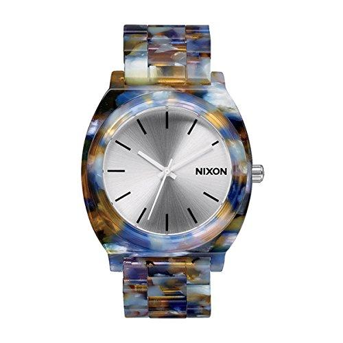 nixon-a3271116-00-montre-mixte-quartz-analogique-bracelet-plastique-multicolore