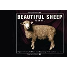 Beautiful Sheep Journal (flexibound)
