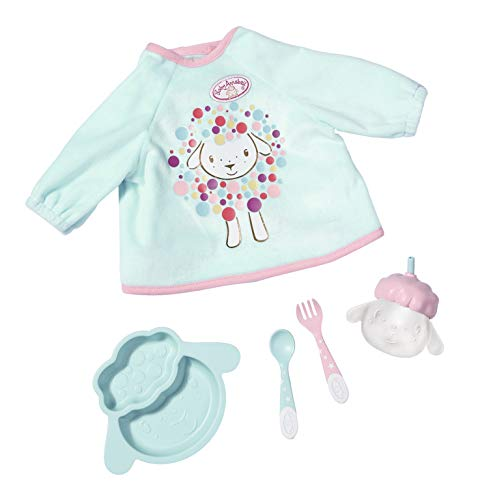 Zapf Creation 702024 Baby Annabell Lunch Time Set, bunt