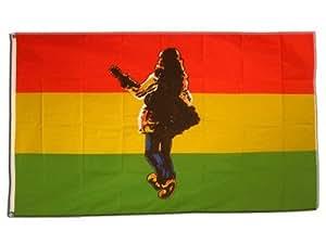 Digni® drapeau Hippie 90 x 150 cm