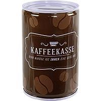 Blech Spardose mit Spruch 6x10,2 cm (Kaffeekasse) preisvergleich bei kinderzimmerdekopreise.eu