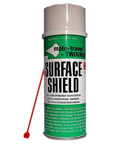 Preisvergleich Produktbild SURFACE SHIELD Pflegeöl, Rostlöser, Korrosionsschutz mit Sprühlanze