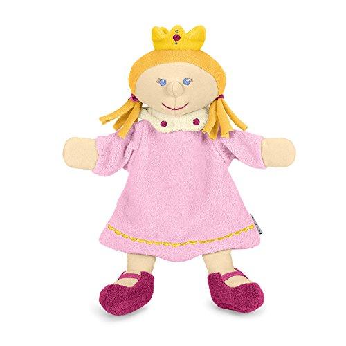 Sterntaler Handpuppe Prinzessin, 30 x 27 x 9 cm, Lila