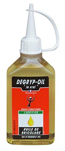Degryp'oil 80-04 Huile de bricolage 125 ml