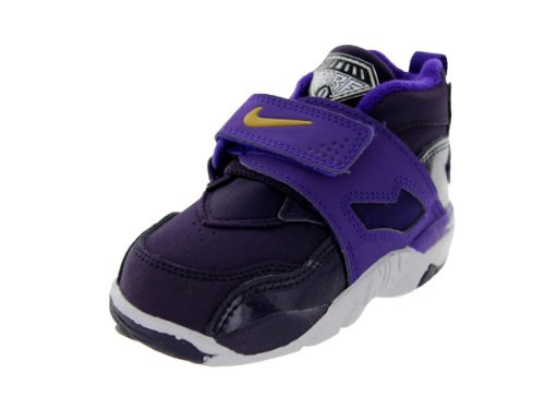 reputable site 5fabd 1bb2b Nike Toddlers Diamond Turf 2 09 (TD) Elctr Prpl Elctr Prpl Prpl