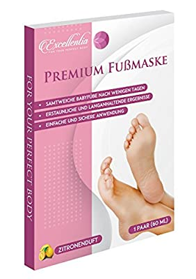 Excellentia Babyfeet Foot Mask
