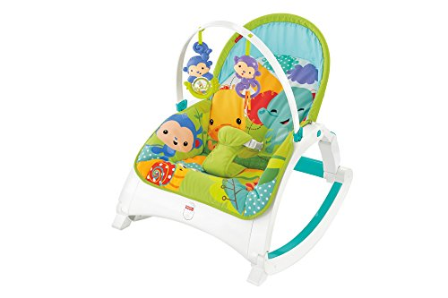 Fisher-Price Amis Jungle Transat Evolutif