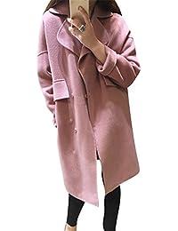 cappotto di lana donna