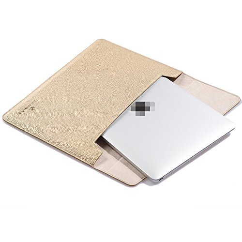 "MacBook Air MacBook Retina MacBook Pro iPad Air211.6, 12, 13.3, 15.4""12.9iPad Pro H š ¹ lle Pelle Sleeve Borsa SCH š ¹ TZH š ¹ lle Case PU Leather Laptop Case Protective Carrying H š ¹ Llen Bag Case Cover Shell"