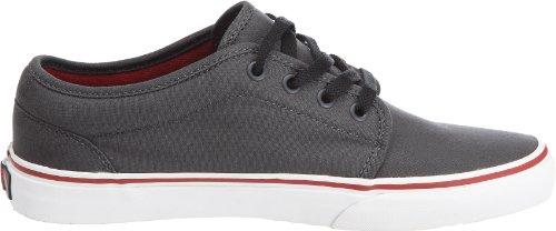 Vans U 106 VULCANIZED Unisex-Erwachsene Sneakers Grau (dark shadow/chili pepper)