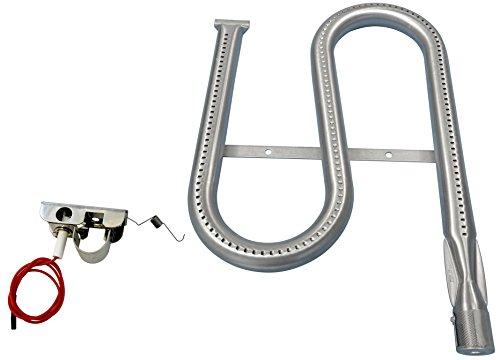 Music City Metals 13011 Edelstahl-Brenner für Gasgrills der Marke Ducane - Silberfarben -