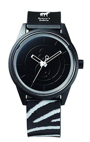 Citizen–Reloj de pulsera unisex Smile Solar analógico de cuarzo plástico rp00j032y