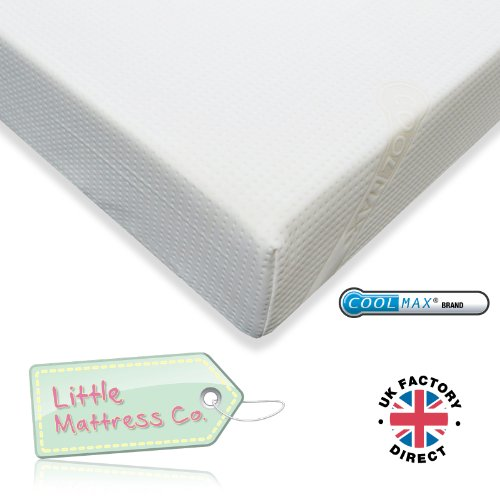 Little Mattress Company® - CoolKids Memory Foam Mattress - 3FT Single 15cm (6
