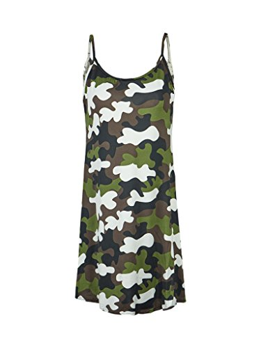 Blooming Jelly - Robe - Femme X-Large Vert