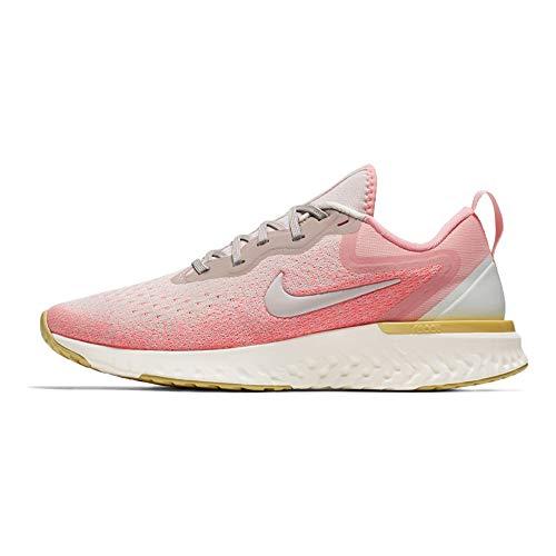 Nike Damen Odyssey React Laufschuhe, pink, 39 EU