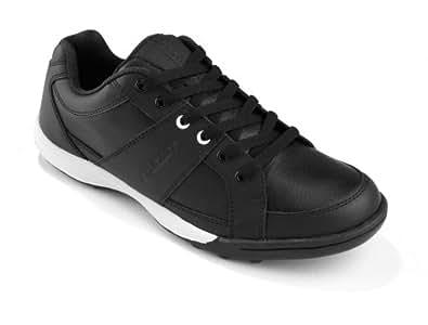 Stuburt Men's Urban Spikeless Golf Shoes - Black, Size 9.5