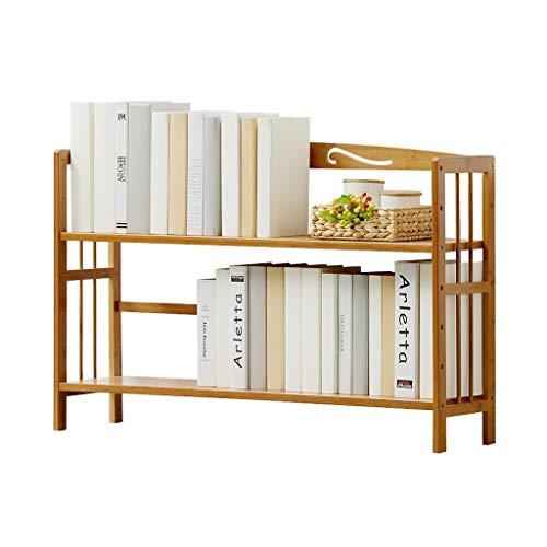 Bücherregal Multifunktions einfachen, höhenverstellbaren Multifunktions-Bücherregal Familienstudie Schlafzimmer Bücherregal Storage Rack (Color : M) -