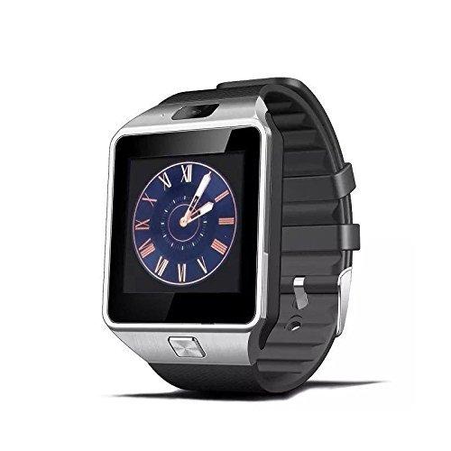 generic-black-bluetooth-smart-wrist-watch-dz09-phone-mate-make-recieve-calls-built-in-mic-speaker-fo