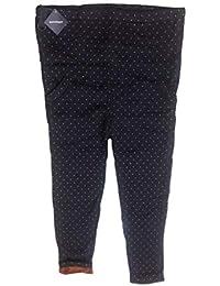 363c54cc11b Bold N Elegant Printed Warm Woolen Maternity Legging Thick Winter Pregnancy  Pants Lower with Adjustable Elastic
